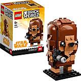 Сборная фигурка LEGO BrickHeadz 41609: Чубакка