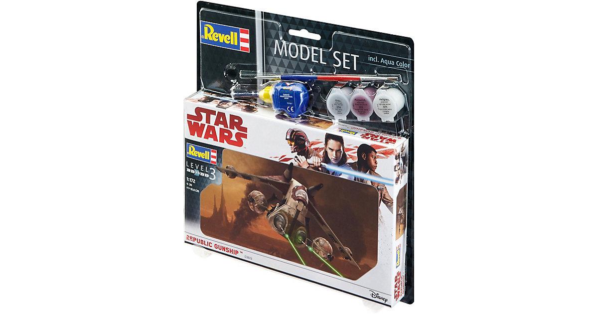 Revell Modellbausatz Model Set - Star Wars Republic Gunship