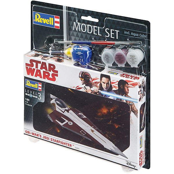 Revell Modellbausatz Model Set - Star Wars Jedi Starfighter