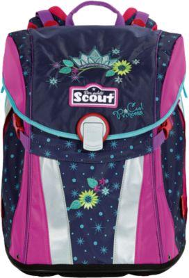 "Ранец Scout ""Sunny"" Супер-принцесса с наполнением"