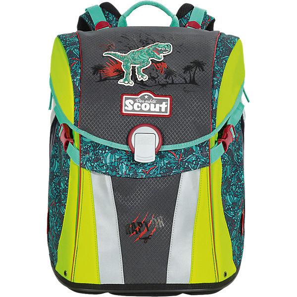 1dff450e064c3 Scout Schulranzenset SUNNY Raptor