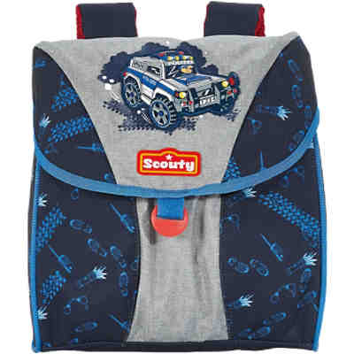 SCOUTY 20230058000 SCOUTY  Lucky Kinderrucksack Supercop (Kollektion 2018)