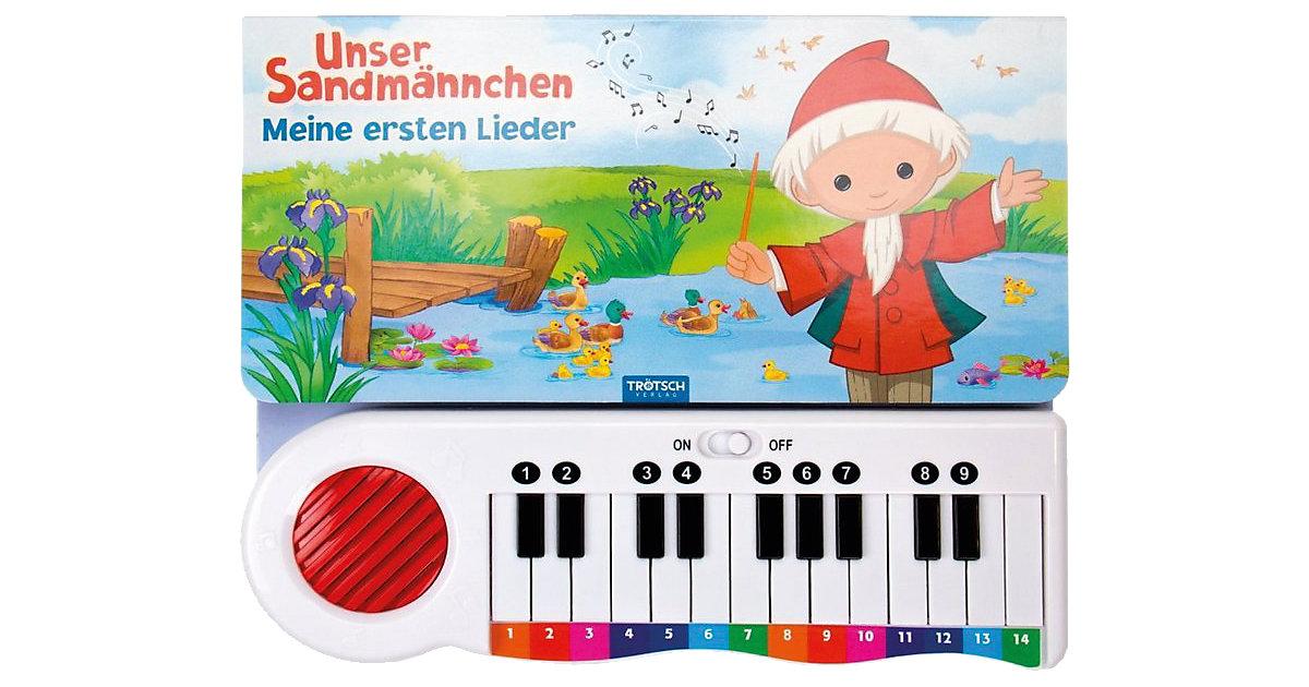 Unser Sandmännchen: Meine ersten Lieder, mit Ta...