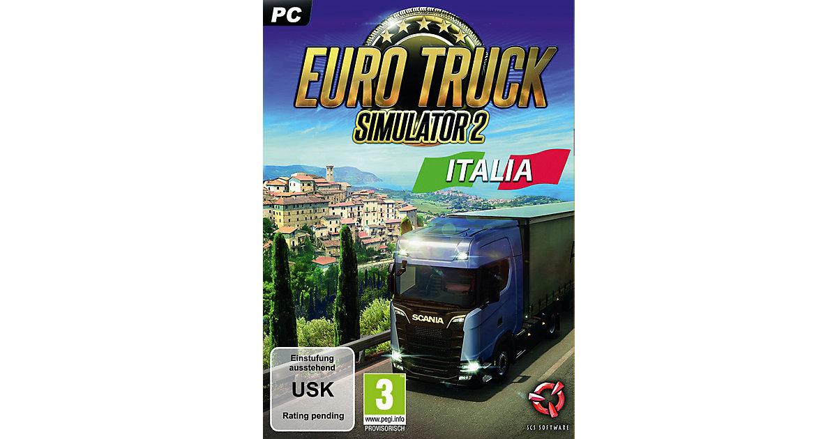 PC Euro Truck Simulator 2: Italia