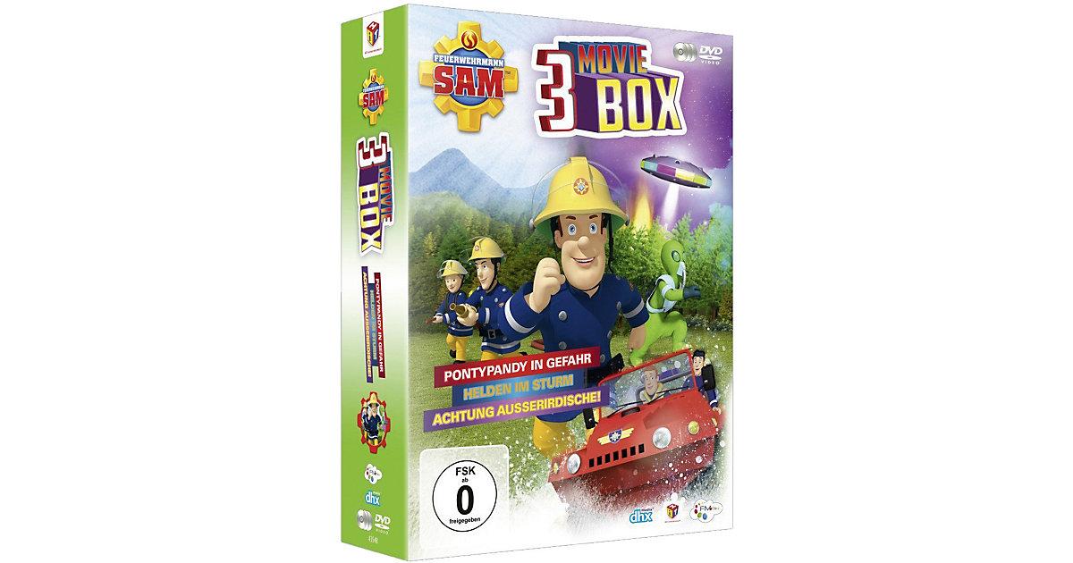 Just Bridge Entertainment · Feuerwehrmann Sam: Pontypandy in Gefahr - Es ist Sommer und in Pontypandy wie auch in der Um