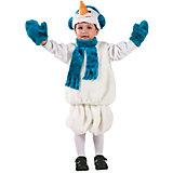 """Карнавальный костюм """"Снеговик"""" Батик для мальчика"""