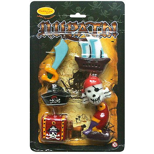 """Свечи для торта Патибум """"Пираты"""" 6 шт. от Патибум"""