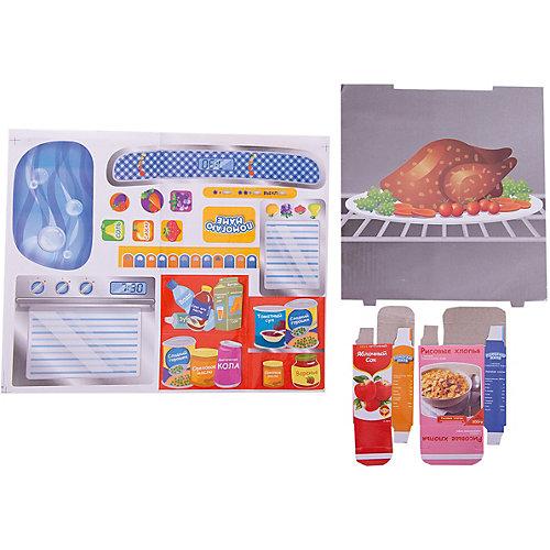 """Детская кухня Abtoys """"Помогаю маме"""", 16 предметов от ABtoys"""