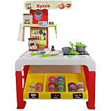 "Детская кухня Abtoys ""Креативная мастерская"", 32 предмета"