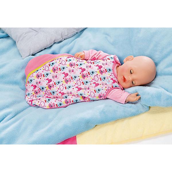 Спальный конверт BABY born