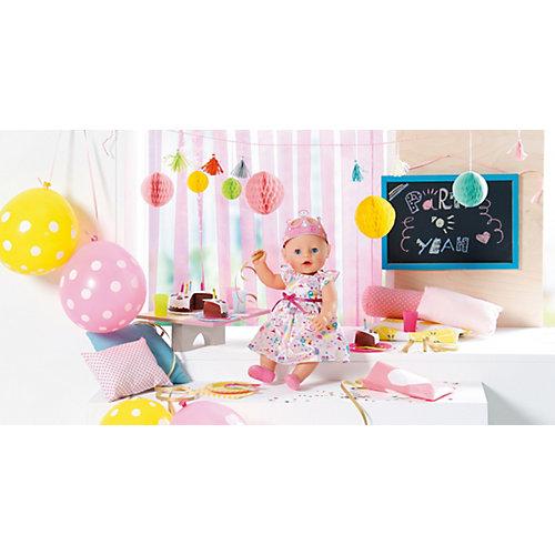 Набор для празднования Дня рождения BABY born от Zapf Creation