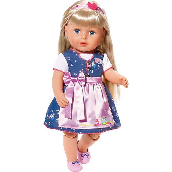 Платье с передником BABY born