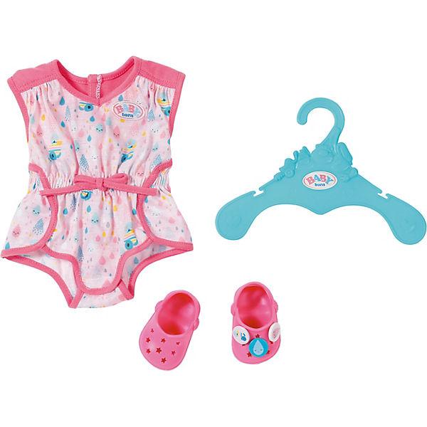 BABY born® Shorty Pyjama mit Clogs, BABY born®