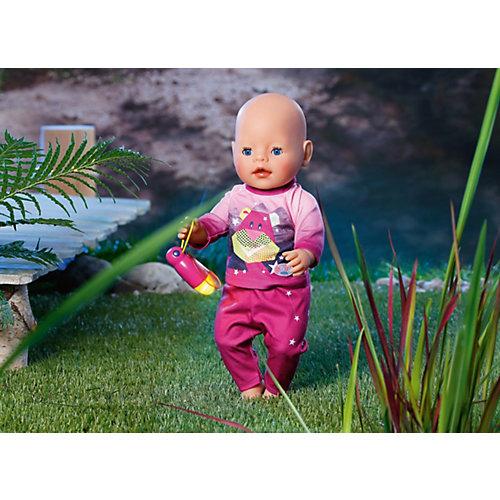 Удобный костюмчик и светлячок-ночник BABY born от Zapf Creation