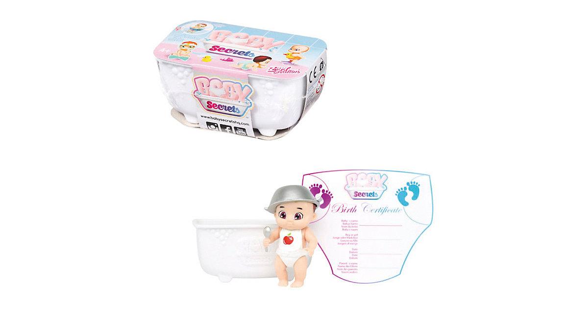 BABY Secrets, Einzelpackungen im Showkarton