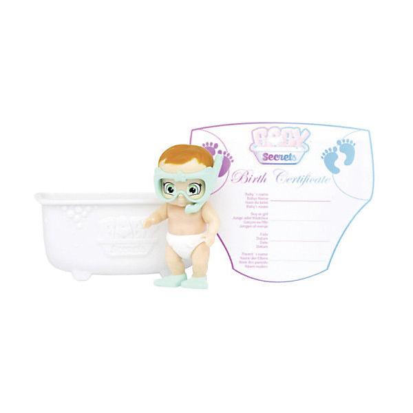 "Игрушка BABY Secrets ""Кукла с ванной"""
