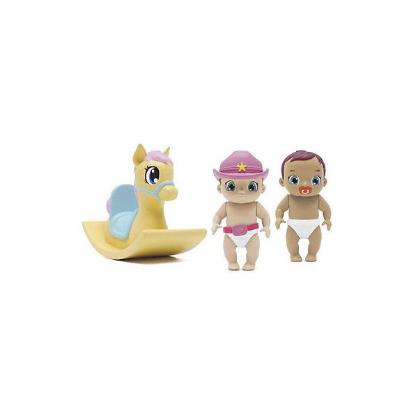 Набор с лошадкой-качалкой BABY Secrets