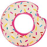 Круг для плавания Intex Пончик, 107 см