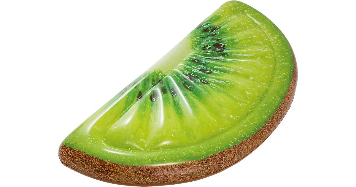 Luftmatratze Kiwi-Stück, 178 x 85 cm grün   Baumarkt > Camping und Zubehör > Luftmatratzen und Isomatten   Intex