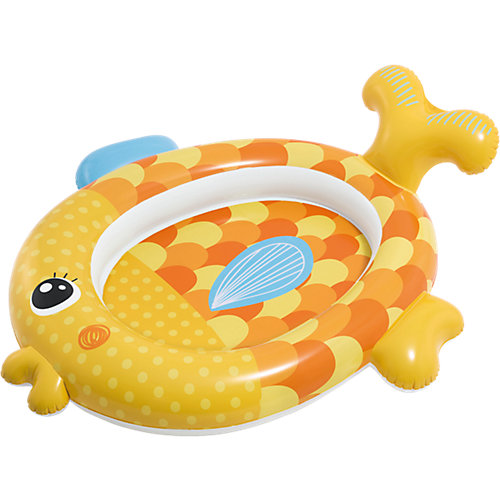 """Надувной бассейн """"Золотая рыбка"""" от Intex"""