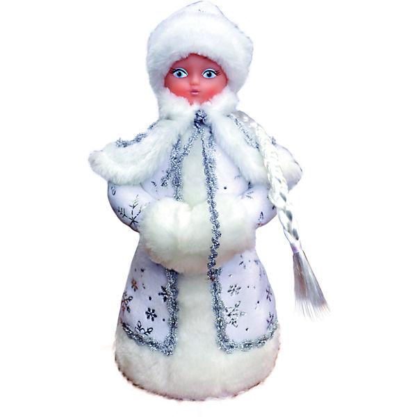 Снегурочка под елку БЕЛАЯ в упаковке