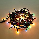 Электрическая гирлянда Новогодняя сказка 100 миниламп, 3,5 метра