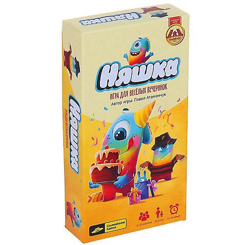 """Настольная игра Cosmodrome Games """"Няшка"""" от Cosmodrome Games"""