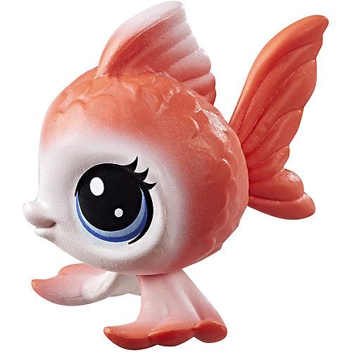 Фигурка Littlest Pet Shop, Рыбка от Hasbro