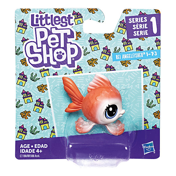 Фигурка Littlest Pet Shop, Рыбка