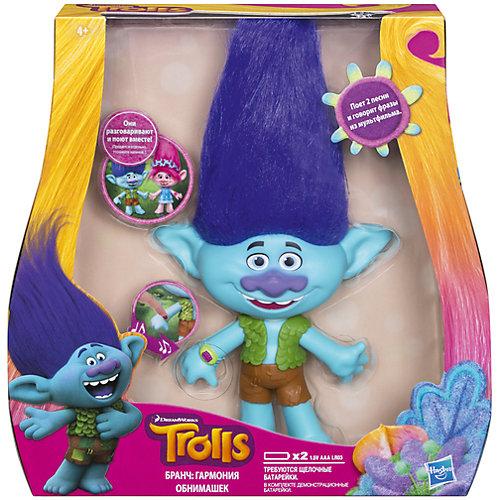 Музыкальная фигурка Trolls Цветан, 22,5 см от Hasbro