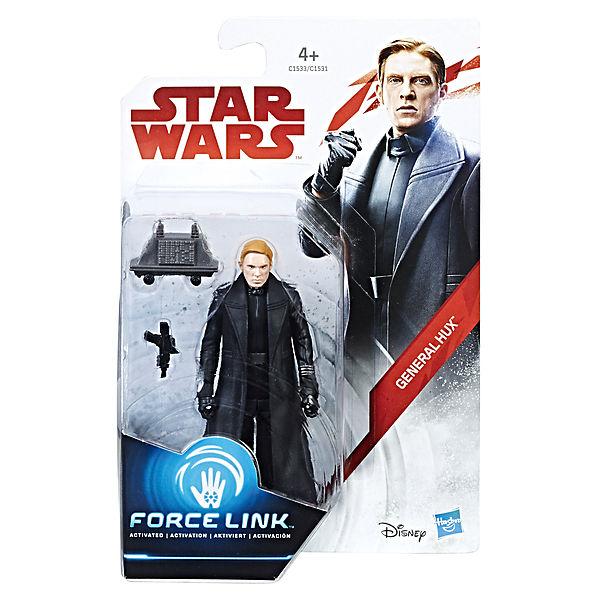 Фигурка Star Wars Генерал Армитидж Хакс с двумя аксессуарами, 9 см.