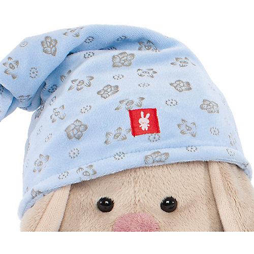 Мягкая игрушка Budi Basa Зайка Ми в голубой пижаме, 18 см от Budi Basa