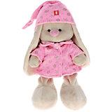 Мягкая игрушка Budi Basa Зайка Ми в розовой пижаме - малая