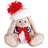 Мягкая игрушка Budi Basa Зайка Ми морячка, 18 см