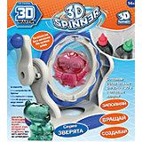 """Набор для творчества 3D Magic """"3D Spinner"""" для создания объемных фигурок"""