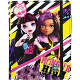 """Игровой набор Markwins Monster High """"Декоративная косметика в планшете"""""""