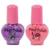 """Игровой набор Markwins Disney Princess """"Декоративная косметика"""" Лак для ногтей, 2 цвета (Аврора)"""