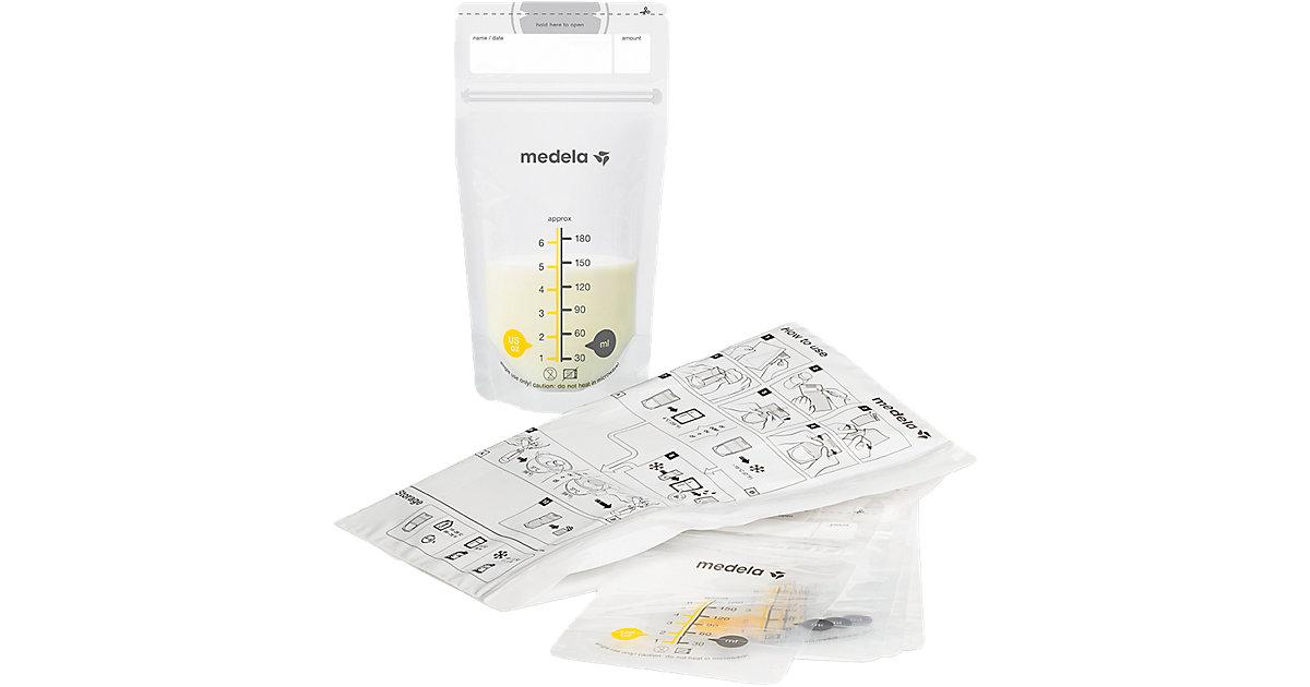 MEDELA · Muttermilchbeutel, 50 Stück Gr. 180