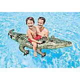 """Надувная игрушка для плавания Intex """"Аллигатор"""""""