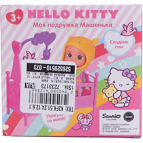 "Кукла "" HELLO KITTY"" 12 см,без звука, с аксессуарами. от Карапуз"