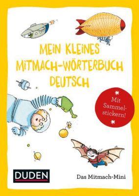Buch - Mein kleines Mitmach-Wörterbuch Deutsch