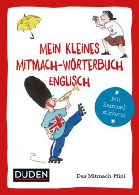 Buch - Mein kleines Mitmach-Wörterbuch Englisch
