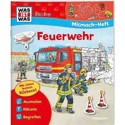 dvd was ist was feuerwehr universal mytoys. Black Bedroom Furniture Sets. Home Design Ideas