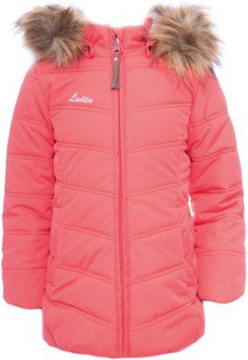 Утепленная куртка Luhta - розовый