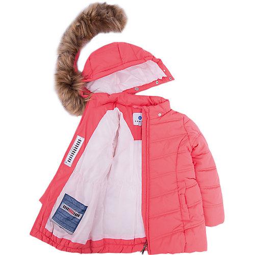 Утепленная куртка Luhta - розовый от Luhta