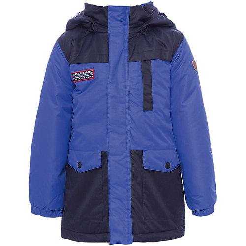 Утепленная куртка Luhta - синий от Luhta