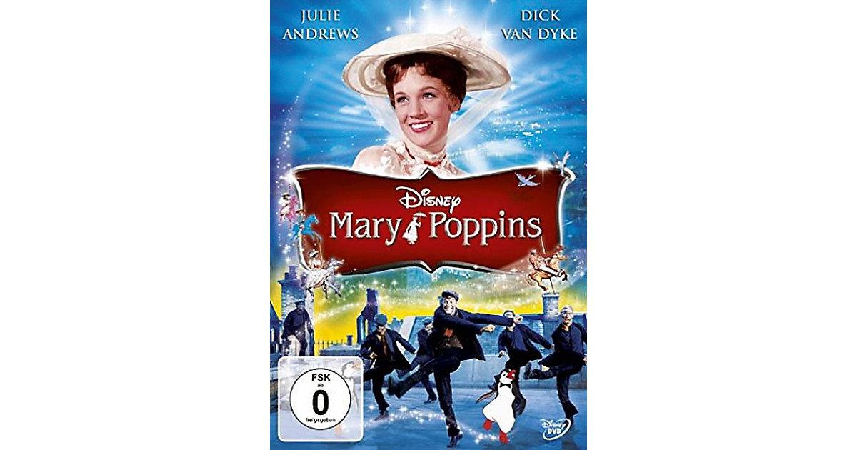 DVD Mary Poppins Jubiläumsedition