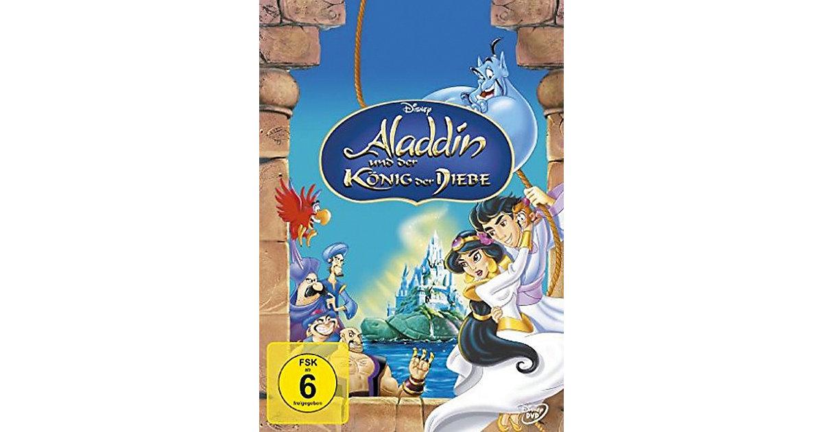 DVD Aladdin und der König der Diebe (ohne SC Branding)