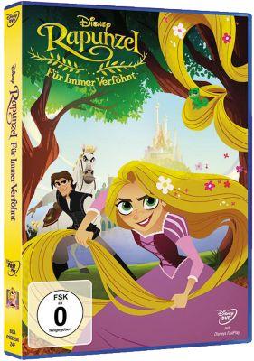 Rapunzel-Zeichentrickfilm