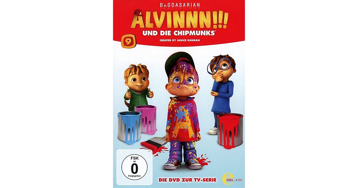 DVD Alvinnn!!! und die Chipmunks - Alvins gehei...